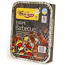 Bar-Be-Quick Disposable Barbecue