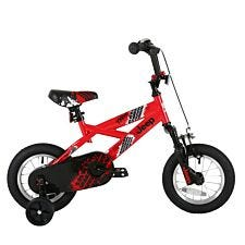 Jeep TR14 12-Inch Wheel Junior Bike - Red And Black