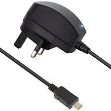 Kit 2.1 Amp Micro USB Mains Charger