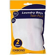 Korbond Twin Pack Washing Bags