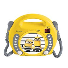Lexibook Despicable Me Sing-Along CD-Player
