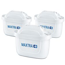 BRITA Maxtra+ Water Filter Cartridges - 3 Pack