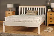 Riga Bed Frame - White