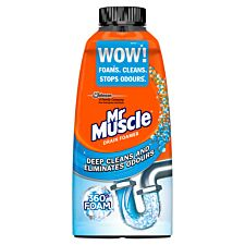 Mr Muscle Active Dual Foam - 500ml