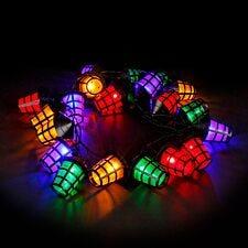 Robert Dyas Lantern Lights - 20 LEDs