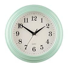 Wall Clock - Pale Blue