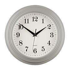 Wall Clock - Grey
