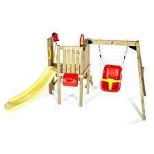 Plum Toddler Wooden Climbing Frame