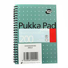 Pukka Pad Jotta 80gsm Ruled 200-Sheet A5 Notebook