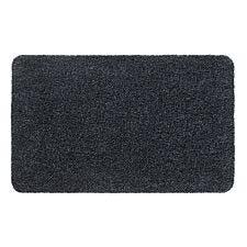 Pride of Place 50 x 80cm Washable Doormat - Graphite