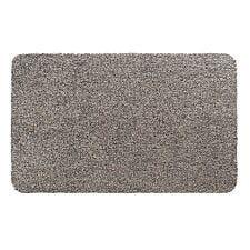 Pride of Place 50 x 80cm Washable Doormat - Granite