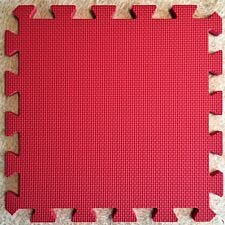 Warm Floor Playhouse Tiling Kit - Red