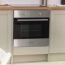Russell Hobbs RHFEO6502SS 65L Built-In Electric Fan Oven - Stainless Steel
