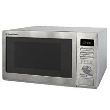 Russell Hobbs RHM2563 900W 25L Digital Microwave - Silver