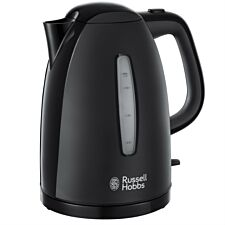 Russell Hobbs 21271 Textures 3kW 1.7L Cordless Kettle – Black