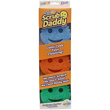 Scrub Daddy - 3 Pack