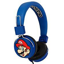 OTL Super Mario & Luigi Teen Folding Headphones