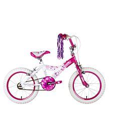 Sonic Glamour II 16 Inch Wheel Girls Bike Single Speed - Pink