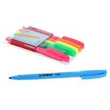 Stabilo Flash Highlighters – Set of 6