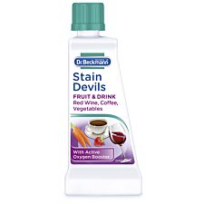 Dr. Beckmann Stain Devils for Tea, Red Wine, Fruit and Juice