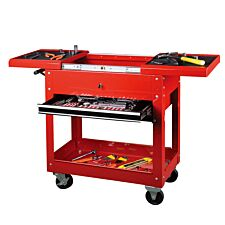 Hilka Tools And Parts Trolley