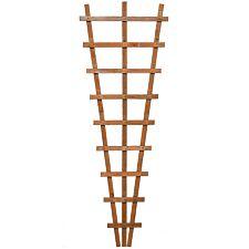 Rowlinson 3pk Heavy Duty Wooden Fan Trellis