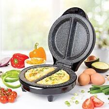 Quest 35650 700W Nutri–Q Omelette Maker – Black