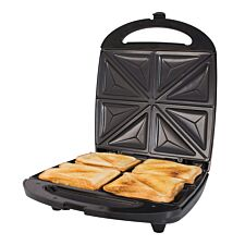 Quest 35990 4–Portion Sandwich Toaster