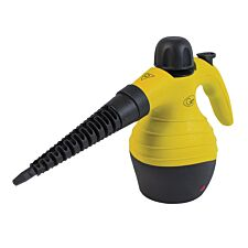 Quest 41940 250ml Handheld Steam Cleaner – Yellow/Black