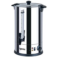 Igenix 15L Stainless Steel Catering Urn