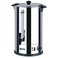 Igenix 18L Stainless Steel Catering Urn