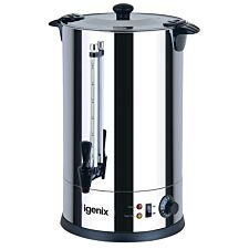 Igenix 30L Stainless Steel Catering Urn