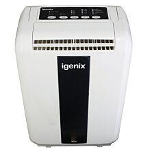 Igenix IG9807 7L Desiccant Dehumidifier - White