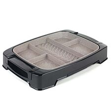 Weight Watchers EK2764WW 5-in-1 Portion Controlled Non-Stick Grill with Marble Effect
