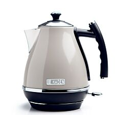 Haden 189684 Cotswold 1.7L Cordless Traditional 3000W Kettle – Putty