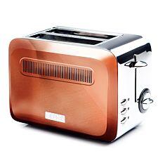 Haden Boston 2-Slice Toaster - Copper
