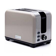 Haden Jersey 2-Slice Toaster - Putty