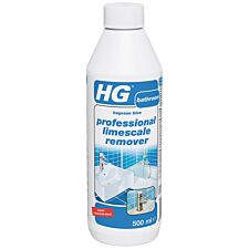 HG Professional Limescale Remover - 500ml