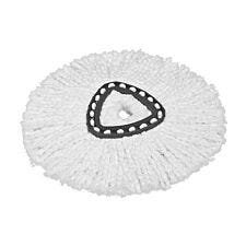 Vileda Easy Wring & Clean & Turbo Smart Mop Refill - White
