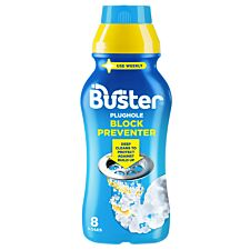 Buster Plughole Block Preventer - 500ml