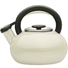Prestige Almond Stove Top Kettle - 1.4L