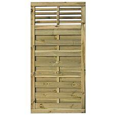 Rowlinson 3x6 Wooden Langham Screen Gate
