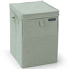 Brabantia 35L Stackable Laundry Box - Green