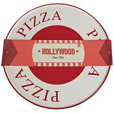 Premier Housewares Hollywood Pizza Plate