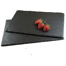 Apollo Slate Placemats 2 Pack - Rectangular