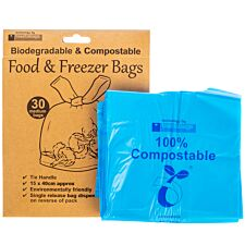 Toastabags Freezer Bags - Pack of 30