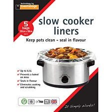 Toastabags Slow Cooker Liner - Pack of 5