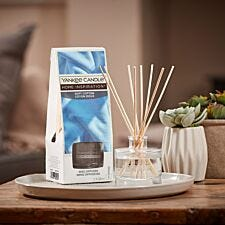 Yankee Candle Home Inspiration Soft Cotton Reed Diffuser