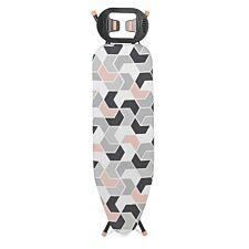 Beldray Graphite Grey Design Print Ironing Board