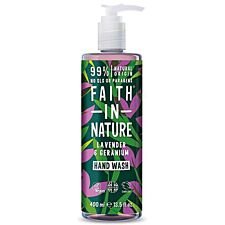 Faith In Nature Lavender Hand Wash - 400ml